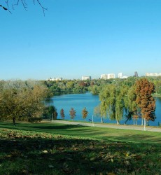 Green Parks in Bucharest
