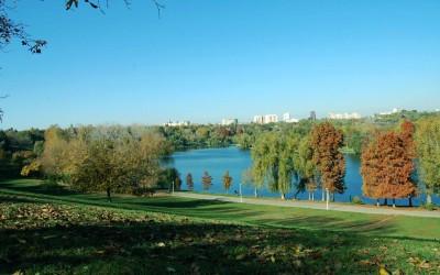 Green Parks in Bucharest