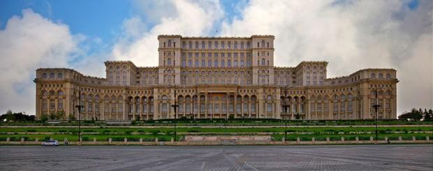 bucharest communism tour, palace of parliament