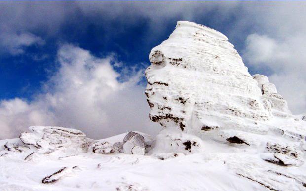 The Sphinx Prahova Valley