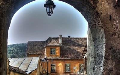 medieval citadel of sighisoara