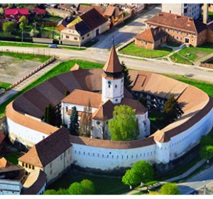 fortified churches - prejmer