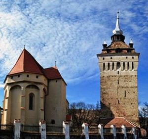 Fortified churches