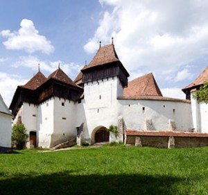 fortified churches - viscri