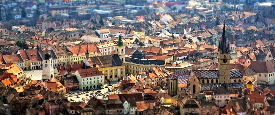 sibiu walking tour