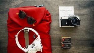 urban backpacking
